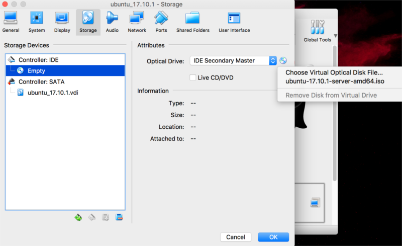 Installing Ubuntu Linux in VirtualBox on top of Windows, Mac